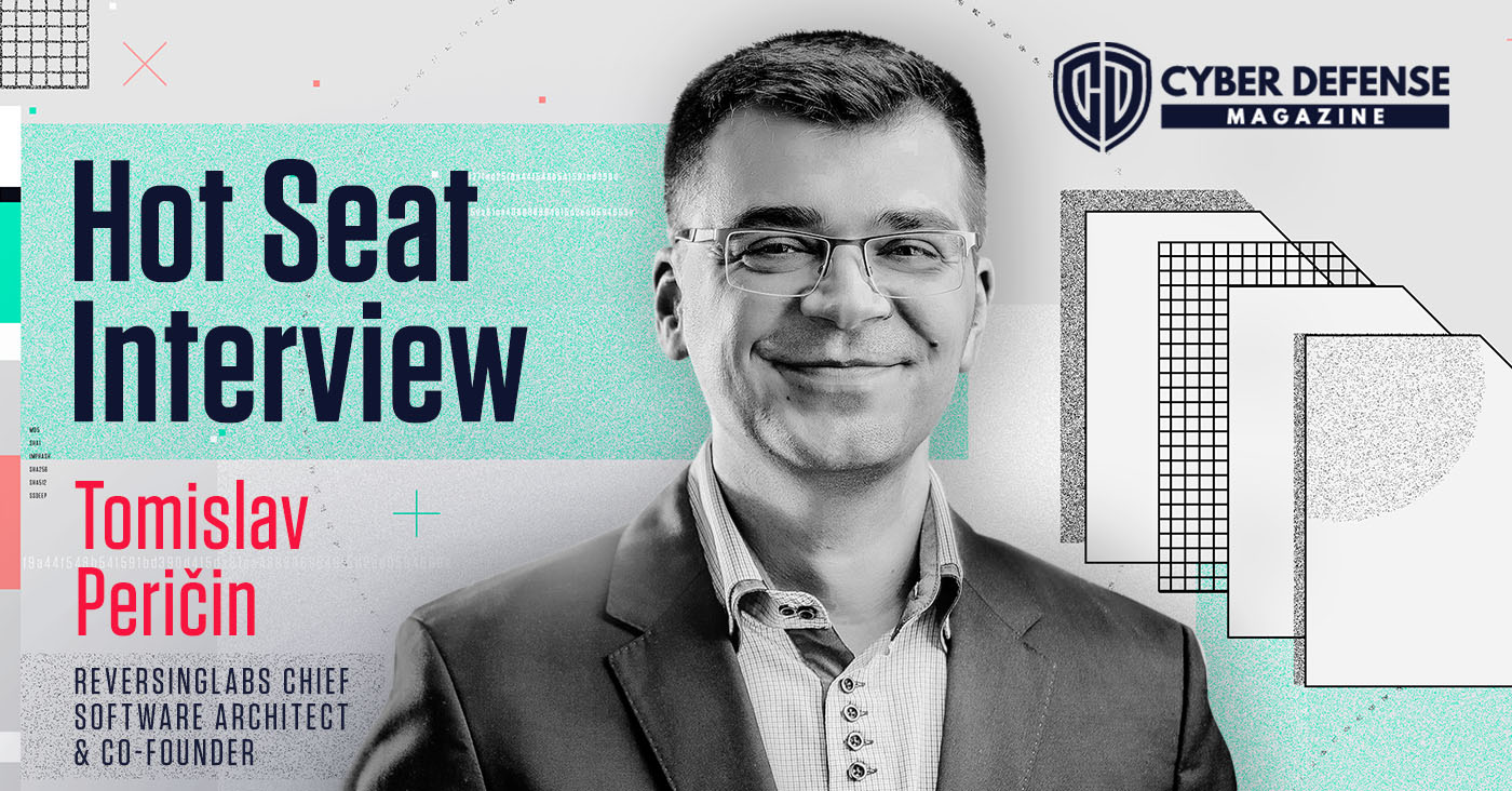 Hear from Tomislav Pericin on ReversingLabs Launching Secure.Software in the latest Cyber Defense Magazine Interview with Gary Miliefsky