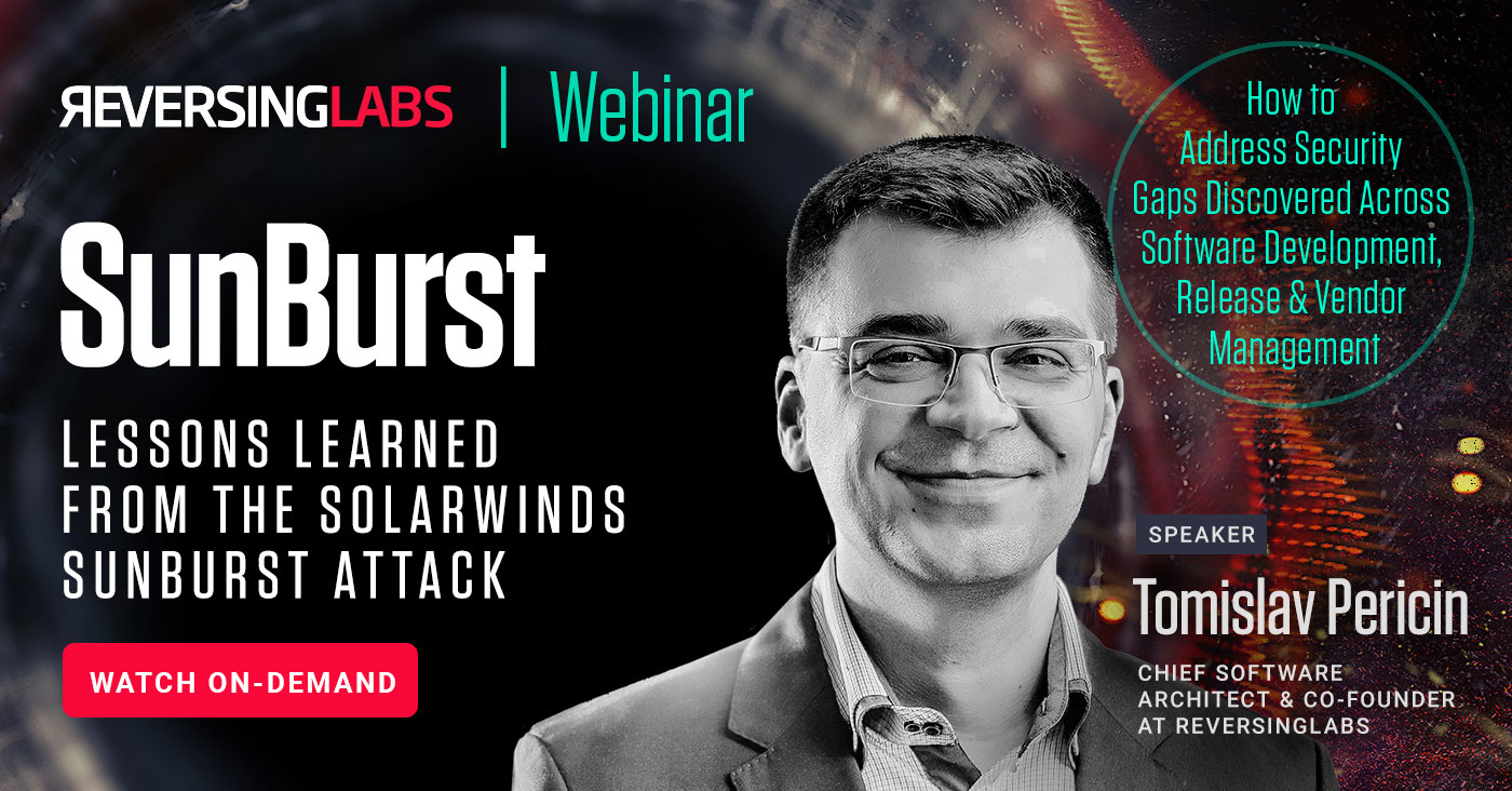 Lessons Learned from the SolarWinds SunBurst Attack
