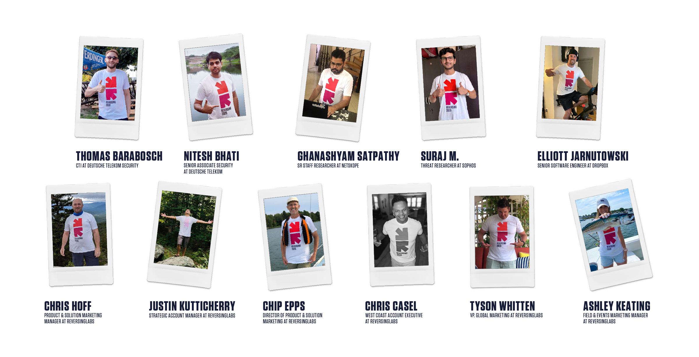 REVERSING2020 T-Shirts